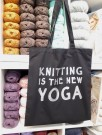 Knitting is the new yoga thumbnail