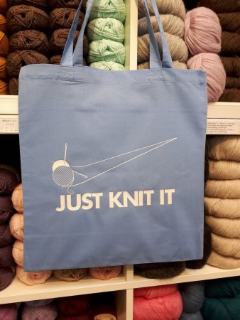 Just knit it