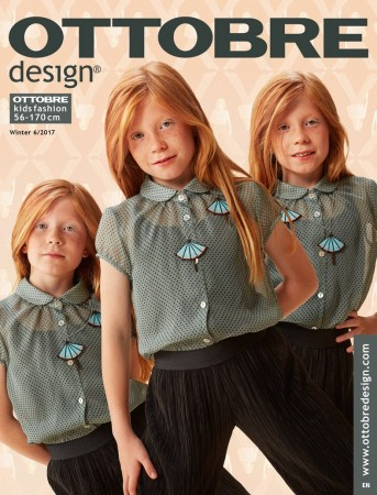 OTTOBRE design kids vinter 6/2017