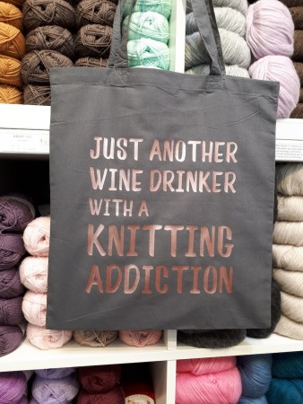 Knitting addiction