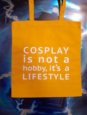 Cosplay is not a hobby....