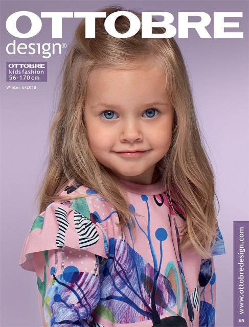 OTTOBRE design kids winter 6/2018